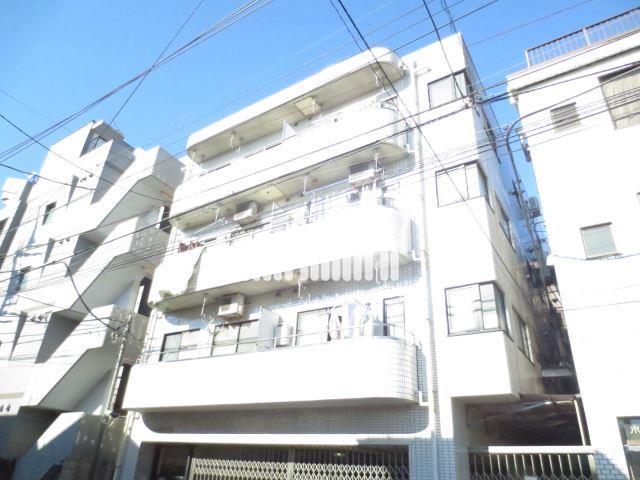 東京都大田区、千鳥町駅徒歩7分の築28年 4階建の賃貸マンション