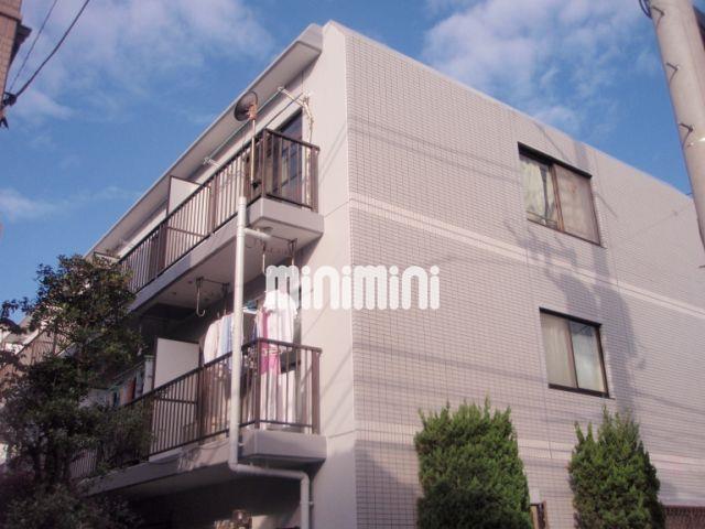 東京都大田区、大森駅徒歩13分の築29年 3階建の賃貸マンション