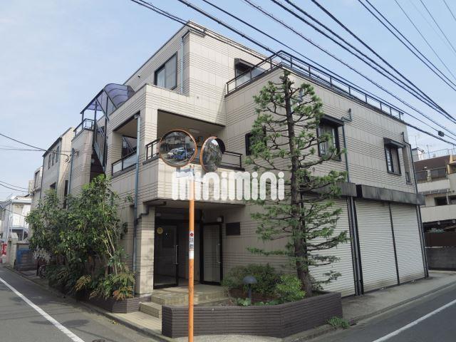 東京都大田区、平和島駅徒歩8分の築21年 3階建の賃貸マンション