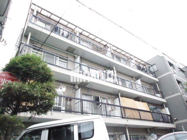 東京都品川区、目黒駅徒歩20分の築41年 4階建の賃貸マンション