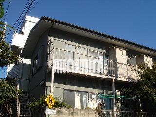 東京都大田区、久が原駅徒歩13分の築42年 2階建の賃貸アパート