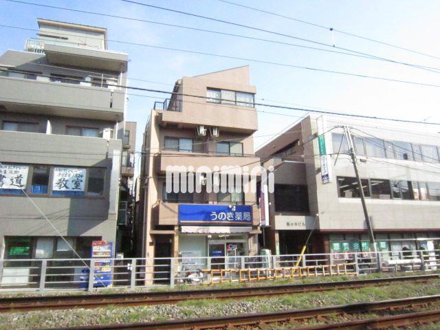 東京都大田区、久が原駅徒歩9分の築19年 4階建の賃貸マンション