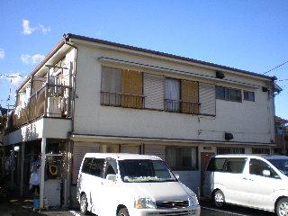 東京都大田区、大森町駅徒歩8分の築38年 -の賃貸アパート