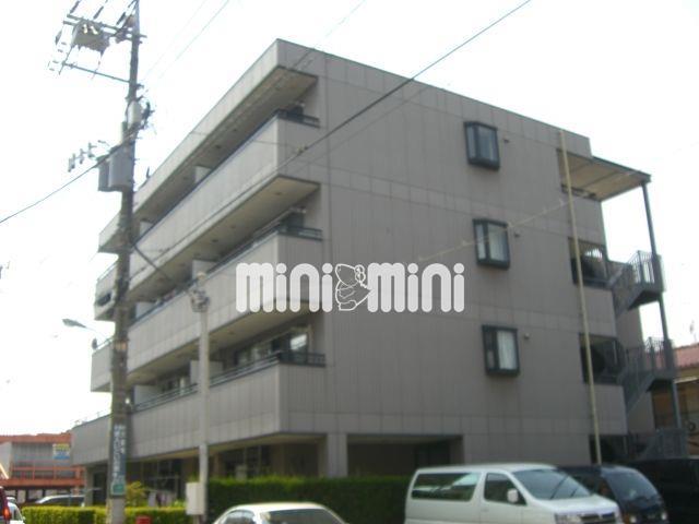 東京都大田区、蒲田駅徒歩34分の築19年 4階建の賃貸マンション