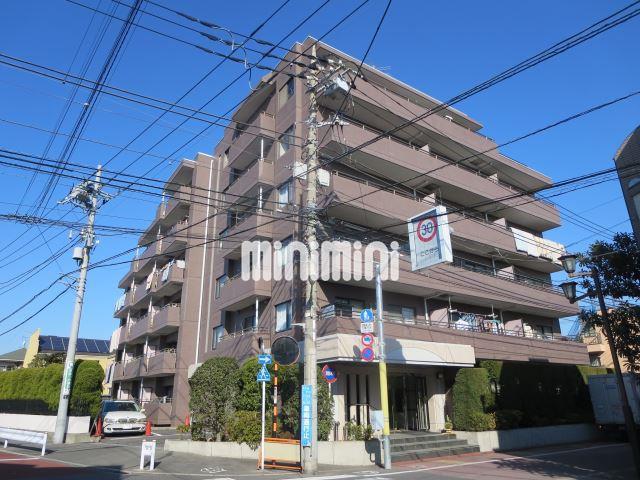 東京都大田区、大森駅徒歩18分の築23年 6階建の賃貸マンション