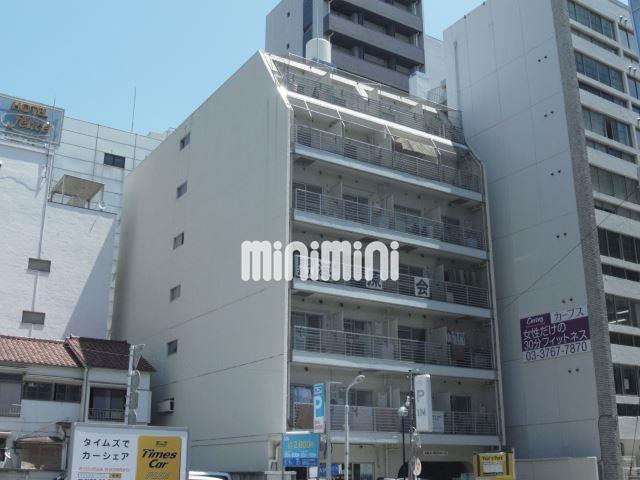 東京都品川区、大森駅徒歩2分の築36年 7階建の賃貸マンション