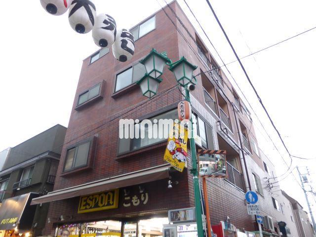 東京都品川区旗の台4丁目1DK