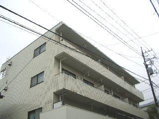 東京都大田区、洗足池駅徒歩8分の築27年 3階建の賃貸マンション