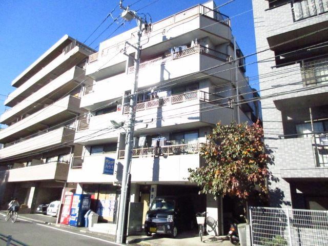 東京都大田区、糀谷駅徒歩12分の築20年 5階建の賃貸マンション