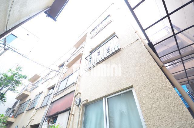 東京都品川区、不動前駅徒歩7分の築42年 3階建の賃貸マンション