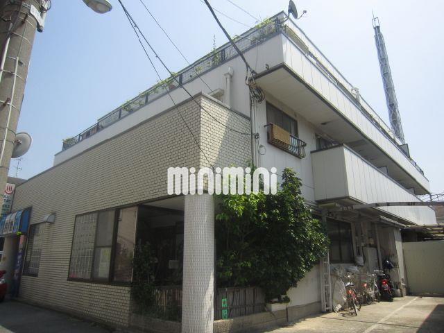 東京都大田区、大鳥居駅徒歩17分の築28年 3階建の賃貸マンション