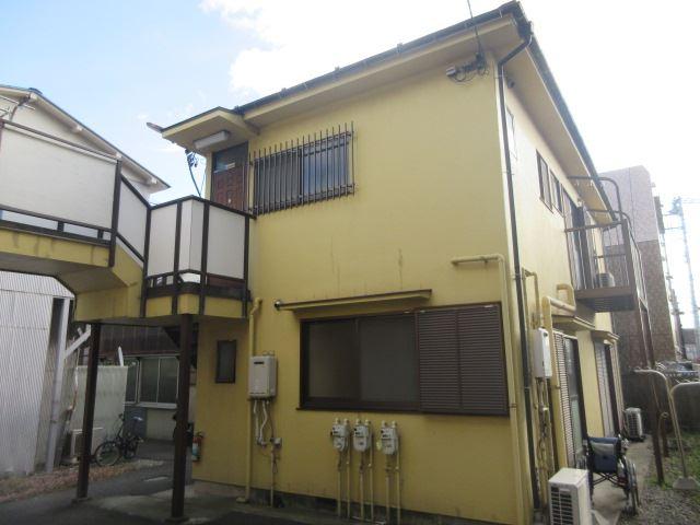 東京都大田区、蒲田駅徒歩16分の築24年 2階建の賃貸アパート