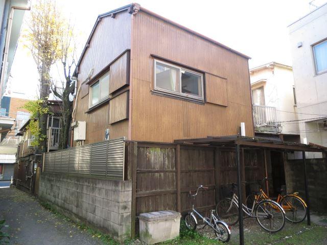 東京都大田区、大森駅徒歩3分の築39年 2階建の賃貸アパート