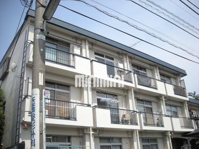 小田急電鉄小田原線 梅ヶ丘駅(徒歩2分)