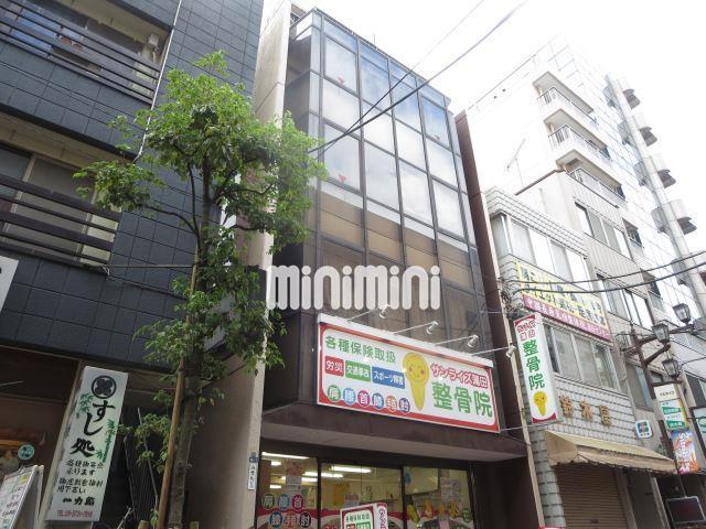 東急多摩川線 矢口渡駅(徒歩12分)