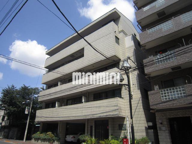 東京都大田区、蒲田駅徒歩12分の築30年 5階建の賃貸マンション