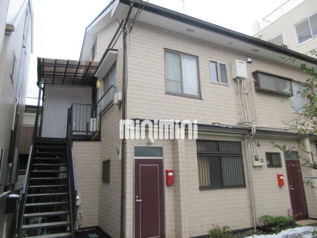 東京都大田区、蒲田駅徒歩15分の築31年 2階建の賃貸アパート