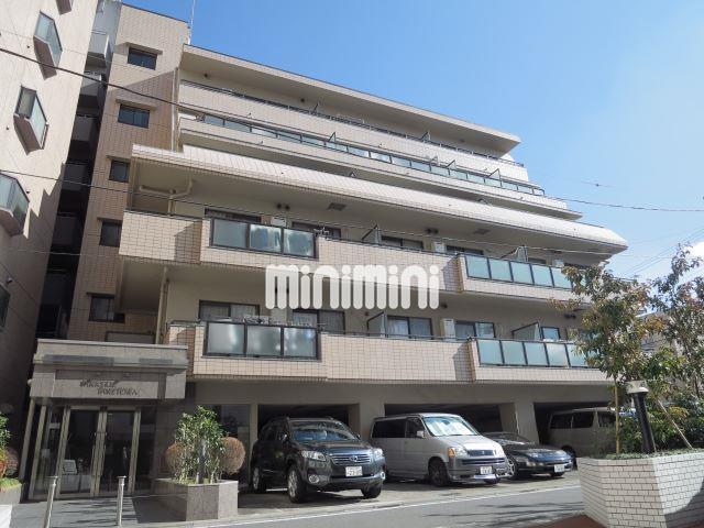 東京都大田区、大森駅徒歩10分の築27年 6階建の賃貸マンション