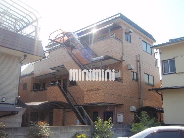 東京都大田区、平和島駅徒歩16分の築24年 3階建の賃貸マンション