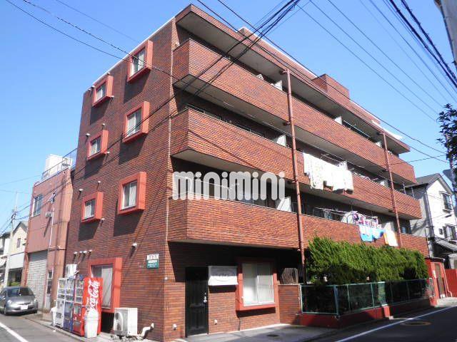 東京都大田区、平和島駅徒歩24分の築29年 5階建の賃貸マンション