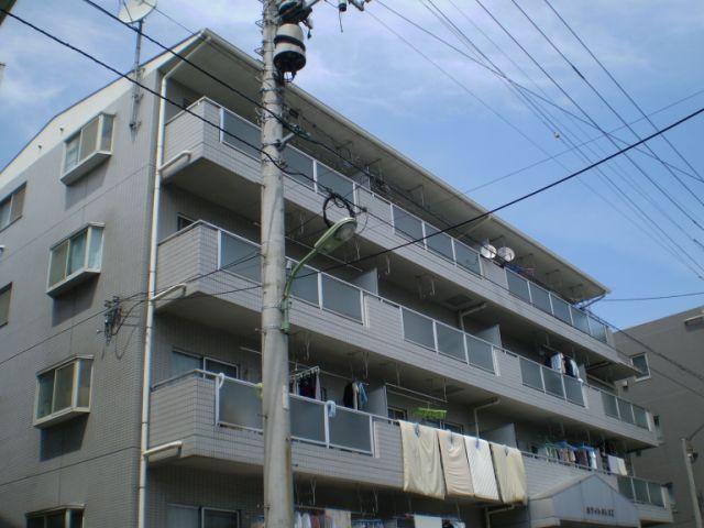 東京都大田区、蒲田駅徒歩34分の築26年 4階建の賃貸マンション