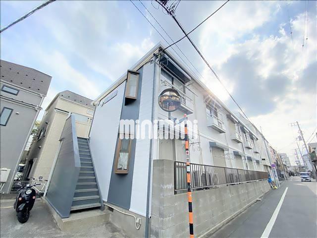 東急池上線 御嶽山駅(徒歩2分)