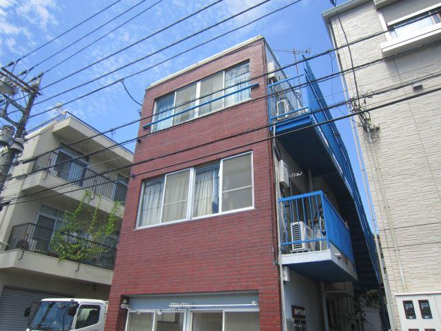 東京都大田区、蒲田駅徒歩12分の築37年 3階建の賃貸マンション