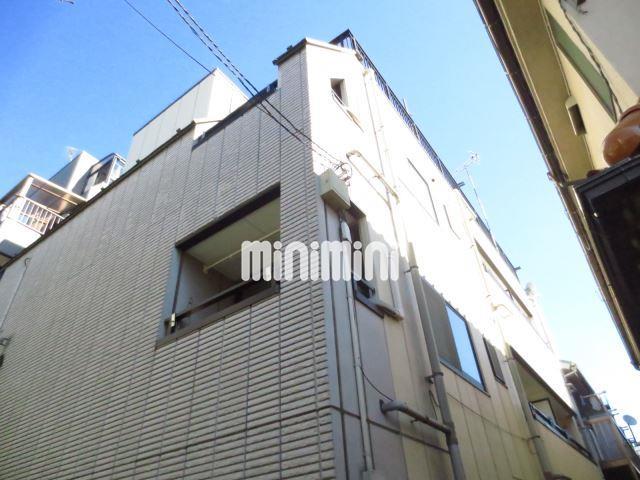 東京都大田区、蒲田駅徒歩12分の築14年 3階建の賃貸マンション