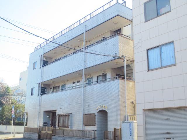 東京都大田区、糀谷駅徒歩13分の築27年 3階建の賃貸マンション