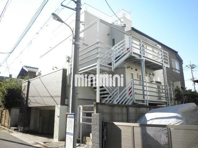 京浜急行電鉄本線 大森海岸駅(徒歩13分)