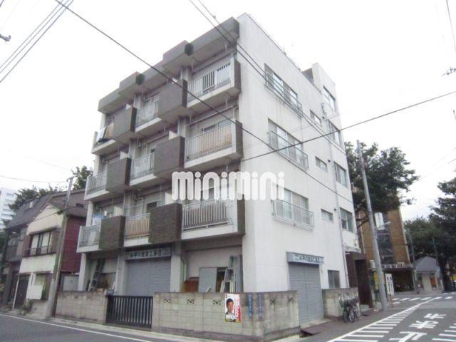 東京都大田区、千鳥町駅徒歩12分の築37年 4階建の賃貸マンション