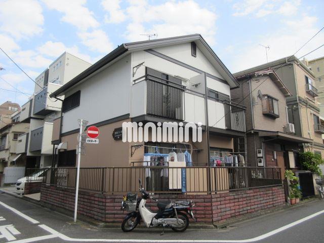 東京都大田区、蒲田駅徒歩9分の築27年 2階建の賃貸アパート