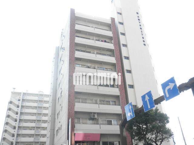 東京都目黒区、目黒駅徒歩8分の築39年 9階建の賃貸マンション