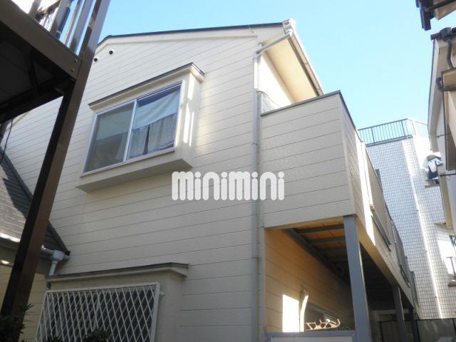 東京都品川区、不動前駅徒歩11分の築32年 2階建の賃貸アパート