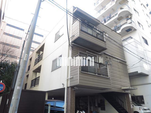東京都大田区、大森駅徒歩11分の築37年 3階建の賃貸マンション