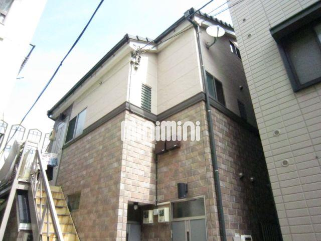 東京都大田区、蒲田駅徒歩4分の築13年 2階建の賃貸アパート