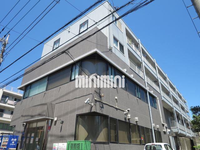 東京都大田区、大森駅徒歩18分の築23年 4階建の賃貸マンション