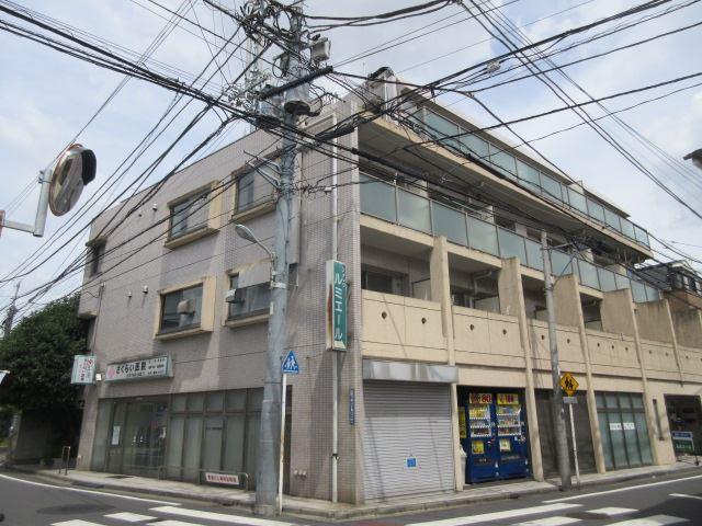 東京都大田区、蒲田駅徒歩17分の築20年 4階建の賃貸マンション