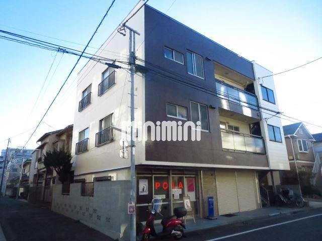 東京都大田区、蒲田駅徒歩15分の築42年 3階建の賃貸マンション
