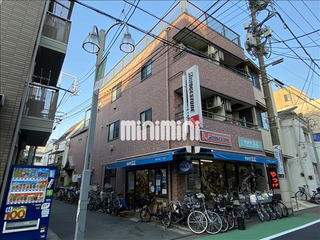 東急池上線 荏原中延駅(徒歩4分)