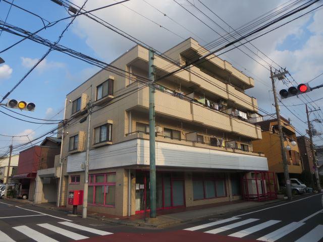 東京都大田区、蒲田駅徒歩15分の築30年 4階建の賃貸マンション