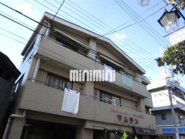 東京都大田区、蒲田駅徒歩24分の築37年 3階建の賃貸マンション