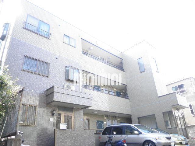 東京都大田区、大森町駅徒歩14分の築25年 3階建の賃貸マンション