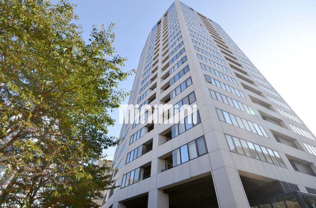 東京都目黒区、目黒駅徒歩5分の築9年 22階建の賃貸マンション