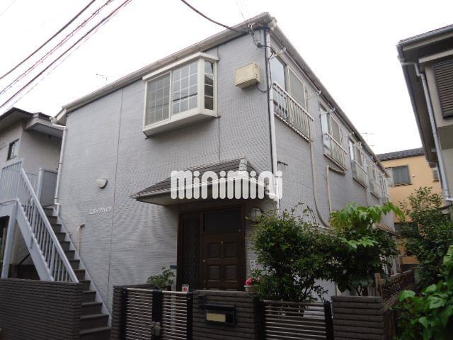 東京都品川区、不動前駅徒歩13分の築24年 2階建の賃貸アパート