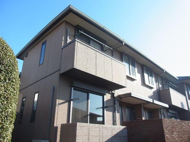 東京都世田谷区、田園調布駅徒歩22分の築12年 2階建の賃貸アパート