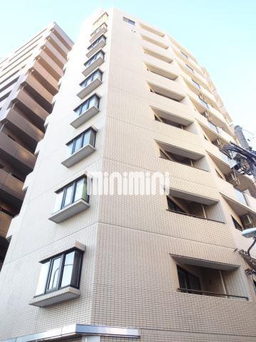 東京都目黒区、目黒駅徒歩14分の築29年 10階建の賃貸マンション