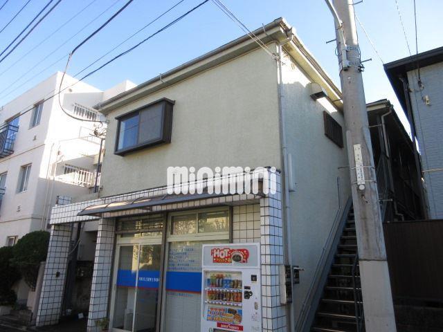 東京都大田区、御嶽山駅徒歩10分の築32年 2階建の賃貸アパート