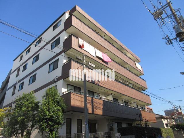 東京都大田区、蒲田駅徒歩22分の築20年 5階建の賃貸マンション