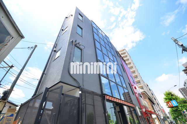 東京都目黒区、目黒駅徒歩10分の築24年 4階建の賃貸マンション